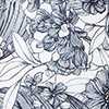 Flores-blanco-negro